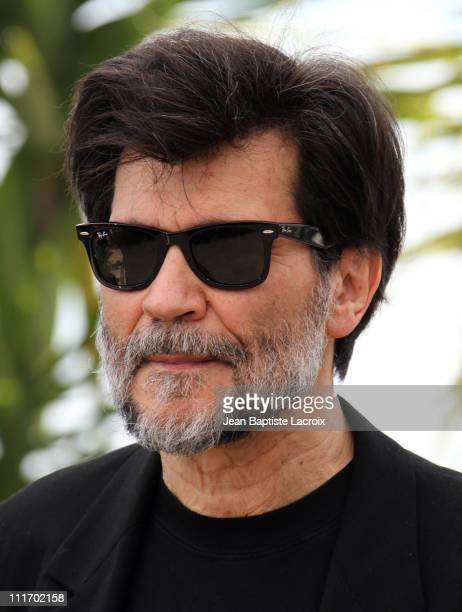 Victor Erice attends the Jury Photocall at the Palais des Festivals during the 63rd Annual Cannes International Film Festival on May 12, 2010 in...