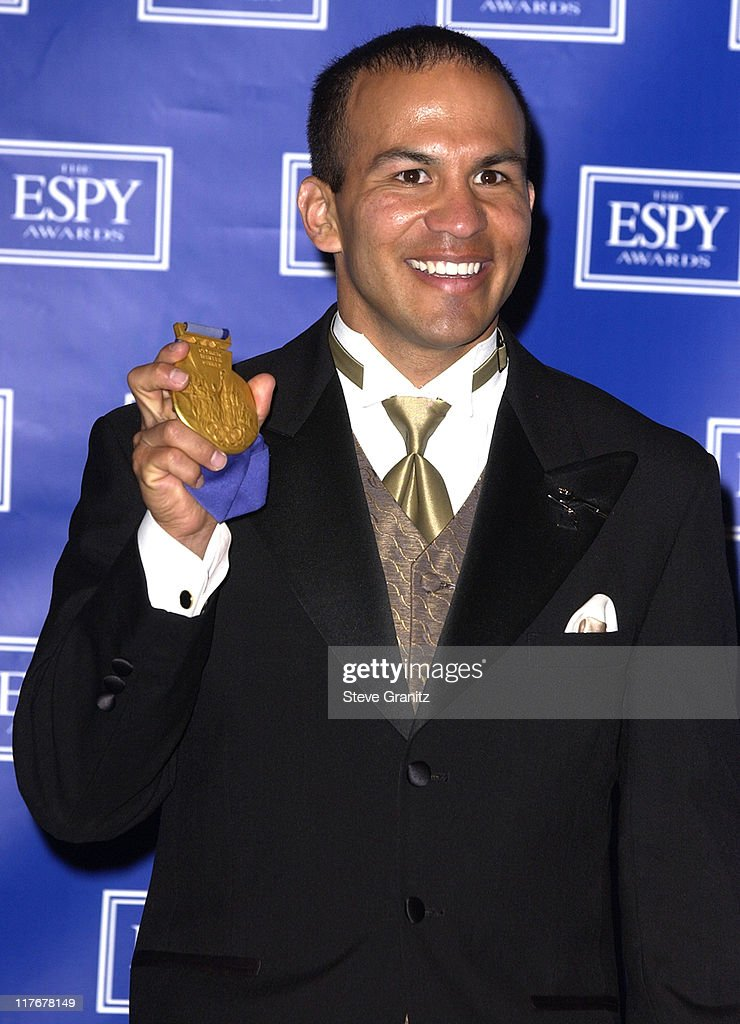 2002 ESPY Awards - Press Room