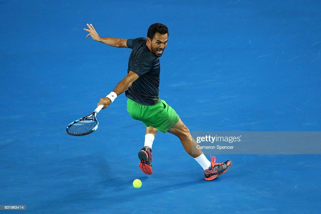 2017 Australian Open - Day 3 : News Photo