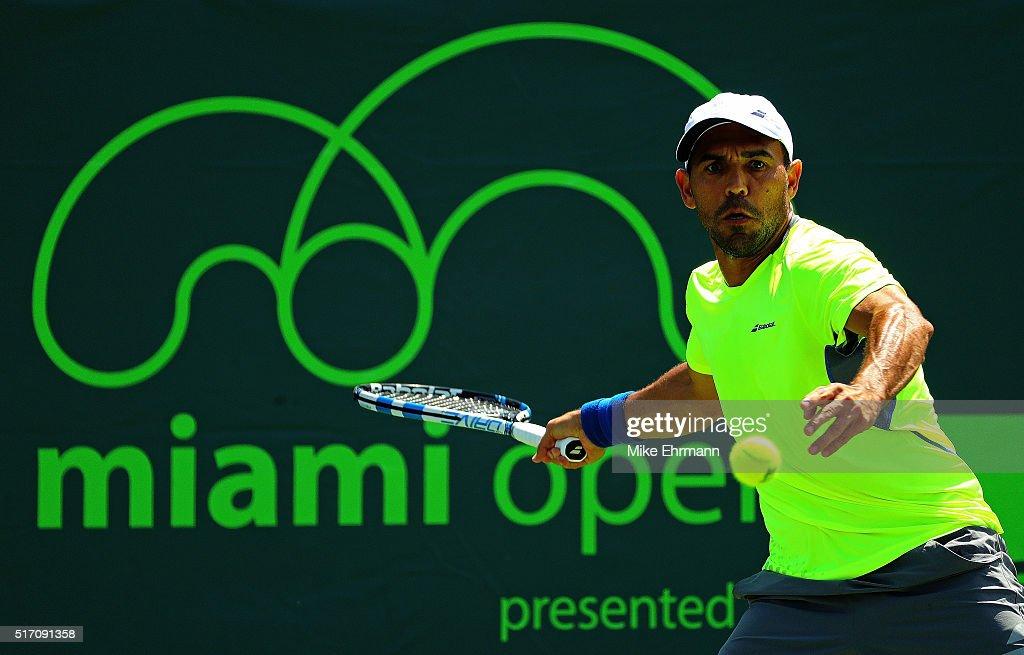 Miami Open - Day 3 : News Photo