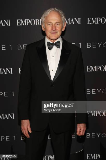 Victor Garber attends Global NonProfit Beyond Type 1 and Emporio Armani's Notte al Casino at Armani 5th Avenue in NYC Benefitting Type 1 Diabetes on...