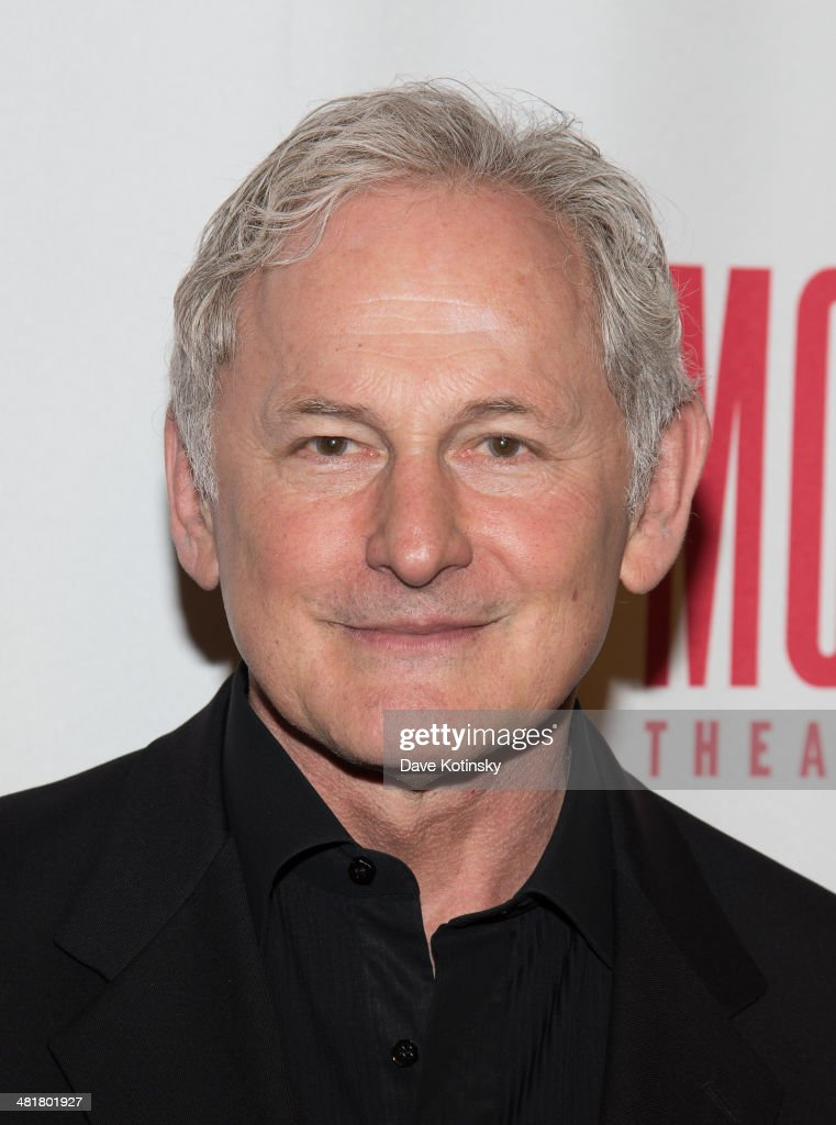 Victor Garber attends Miscast 2014 at Hammerstein Ballroom on March 31, 2014 in New York City.