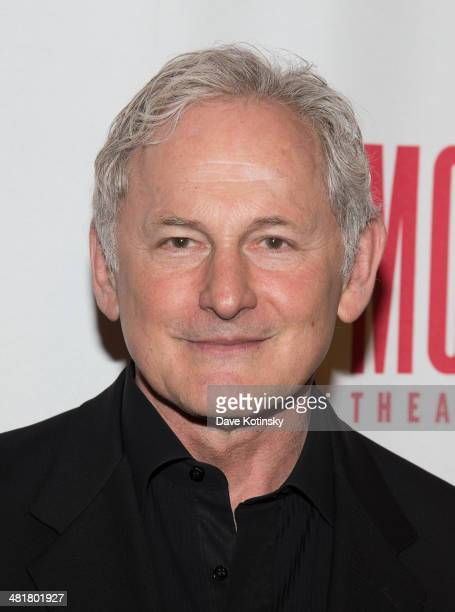 Victor Garber attends Miscast 2014 at Hammerstein Ballroom on March 31 2014 in New York City