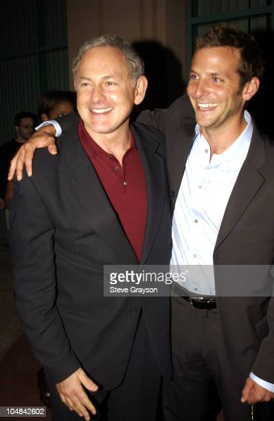 Victor Garber Bradley Cooper during ATAS Presents Behind The Scenes of 'Alias' at The Academy of Television Arts Sciences in North Hollywood...
