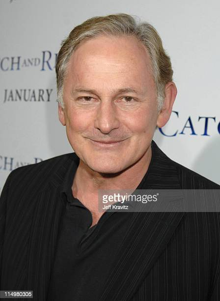 Victor Garber during Catch and Release Los Angeles Premiere Red Carpet at The Egyptian Theatre in Hollywood California United States