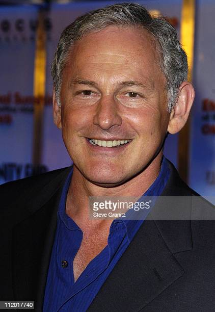 Victor Garber during Eternal Sunshine of The Spotless Mind DVD Release Party at Los Angeles in Los Angeles CA United States
