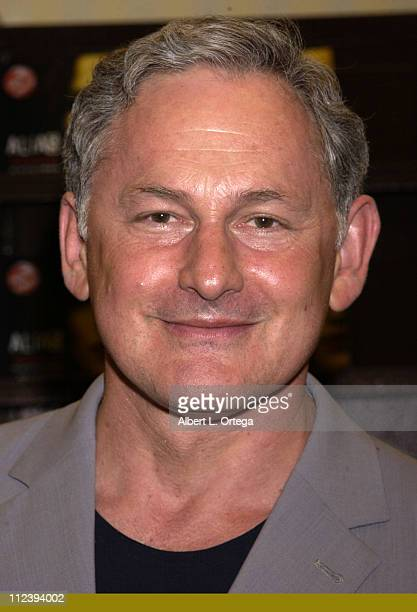 Victor Garber during InStore Signing for Alias Declassified by Cast Members at Barnes Noble Bookstore at The Grove in Los Angeles California United...