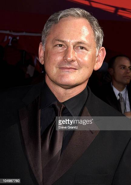 Victor Garber during The 54th Annual Primetime Emmy Awards Arrivals at The Shrine Auditorium in Los Angeles California United States