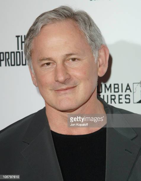 Victor Garber during The Producers Los Angeles Premiere Arrivals at Westfield Century City AMC Theaters in Century City California United States