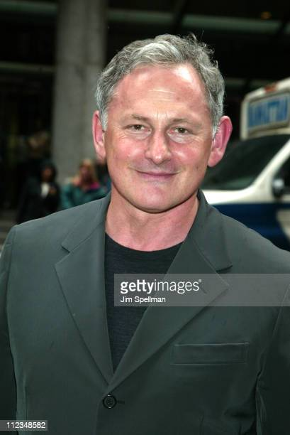 Victor Garber of ABC's Alias during ABC Upfront 20022003 Season at Cipriani's 42nd Street in New York City New York United States