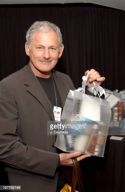 Victor Garber with Bath Body Works Gift Collection