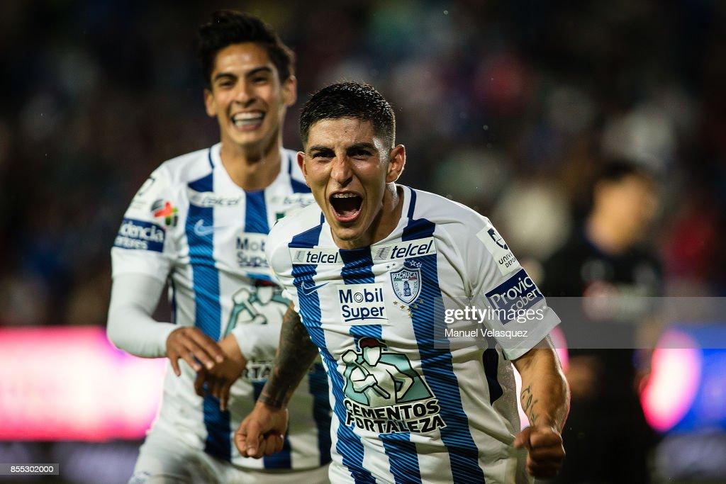 Pachuca v Cruz Azul - Torneo Apertura 2017 Liga MX