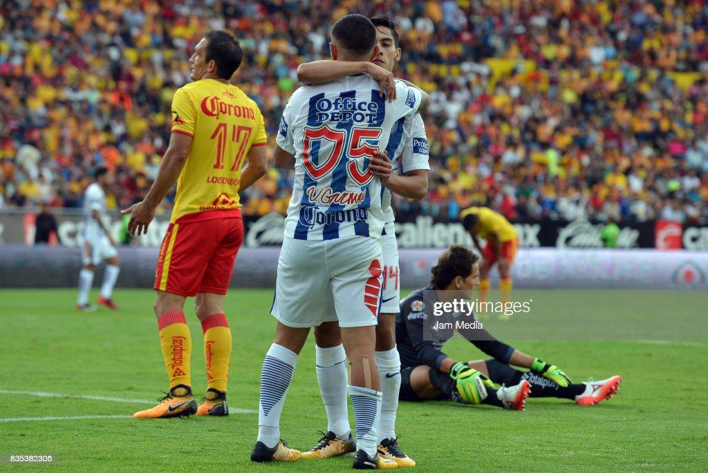 Morelia v Pachuca - Torneo Apertura 2017 Liga MX