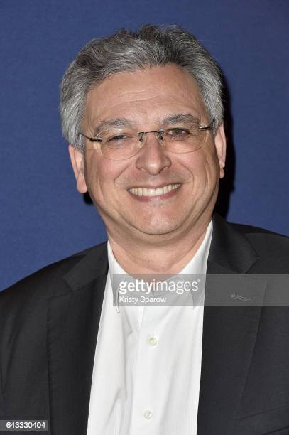 Victor Hadida attends the 'Cesar 2017 Diner Des Producteurs' at the Four Seasons Hotel George V on February 20 2017 in Paris France