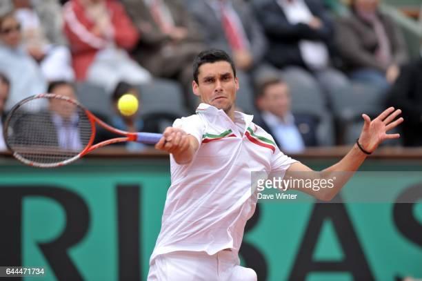 Victor HANESCU Roland Garros 2010 Photo Dave Winter / Icon Sport