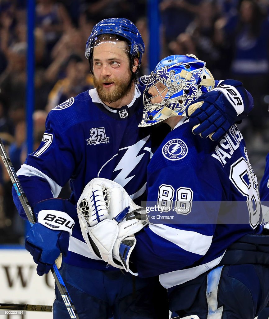 Boston Bruins v Tampa Bay Lightning - Game Two