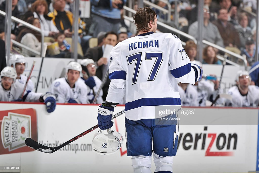 Tampa Bay Lightning v Pittsburgh Penguins : News Photo