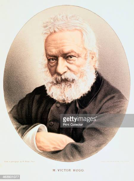 Victor Hugo French poet dramatist and novelistc1880 Born in Besancon Victor Hugo was a central figure in the French Romantic movement In 1848 the...