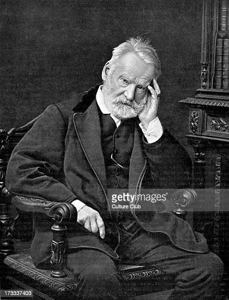Victor Hugo portrait Cover of Le Théâtre 1902 Celebration of cenetary VH French poet playwright novelist 26 February 1802 22 May 1885