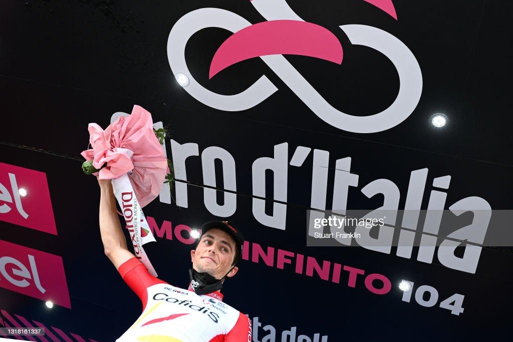 104th Giro d'Italia 2021 - Stage 8 : ニュース写真