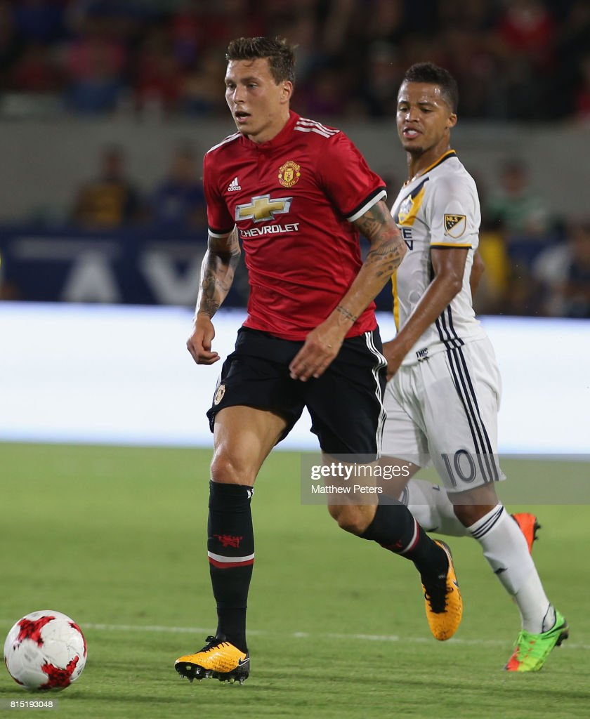 Manchester United v Los Angeles Galaxy : News Photo