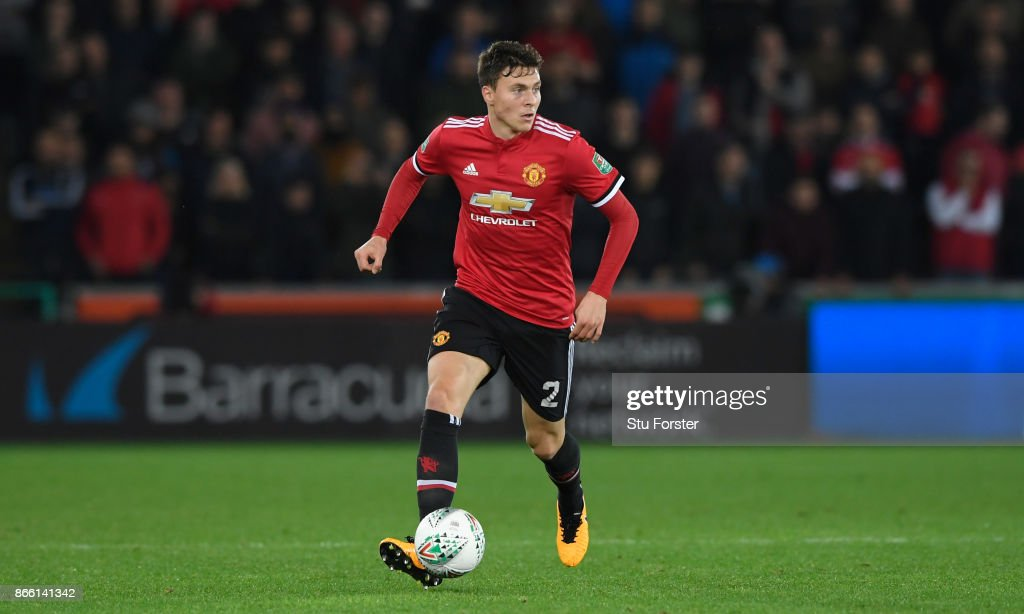 Swansea City v Manchester United - Carabao Cup Fourth Round : Fotografía de noticias