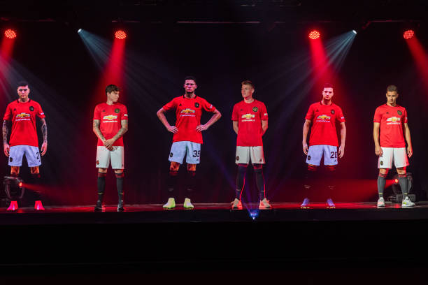 GBR: Konami Announced as the Official Gaming Partner of Manchester United