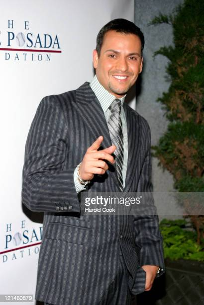 Victor Manuel during 4th Annual Jorge Posada Foundation Gala Benefiting Craniosynostosis at Cipriani Wall Street in New York City New York United...