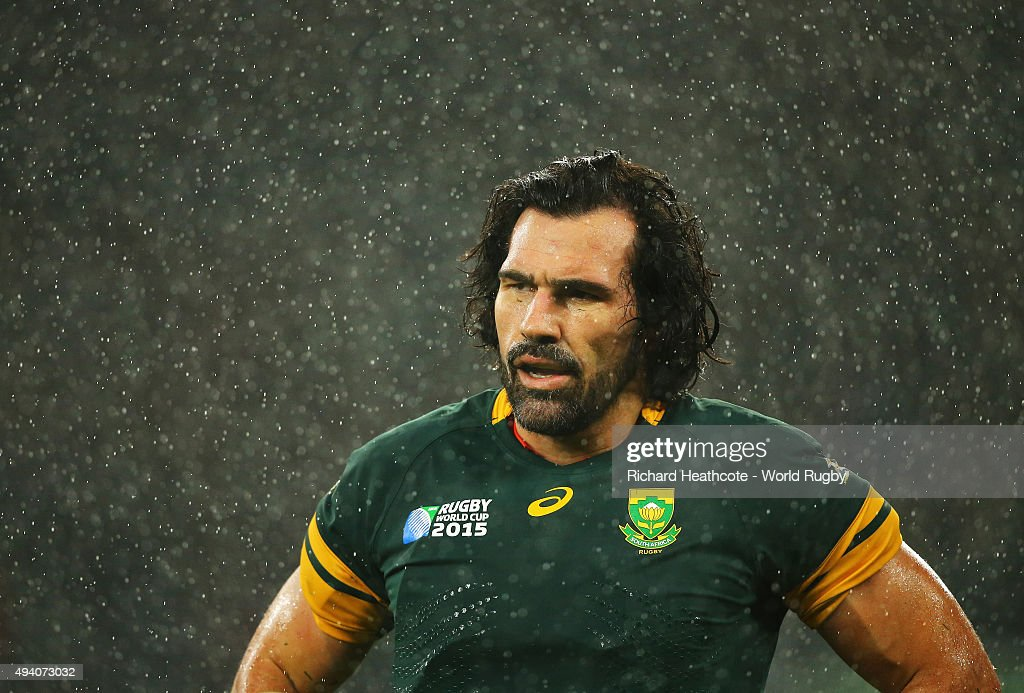 South Africa v New Zealand - Semi Final: Rugby World Cup 2015