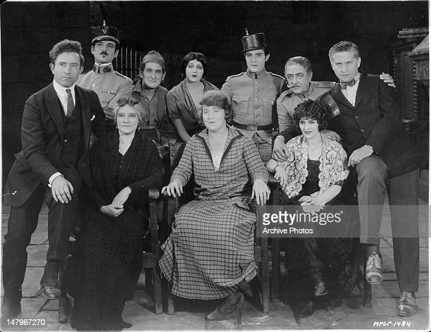 Victor Milner Wallace MacDonald Claire McDowell William V Mong Barbara La Marr Bess Meredyth Ramon Novarro Robert Edeson Edith Roberts and Fred Niblo...