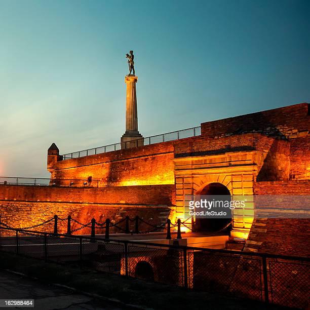 Victor monument in Belgrade