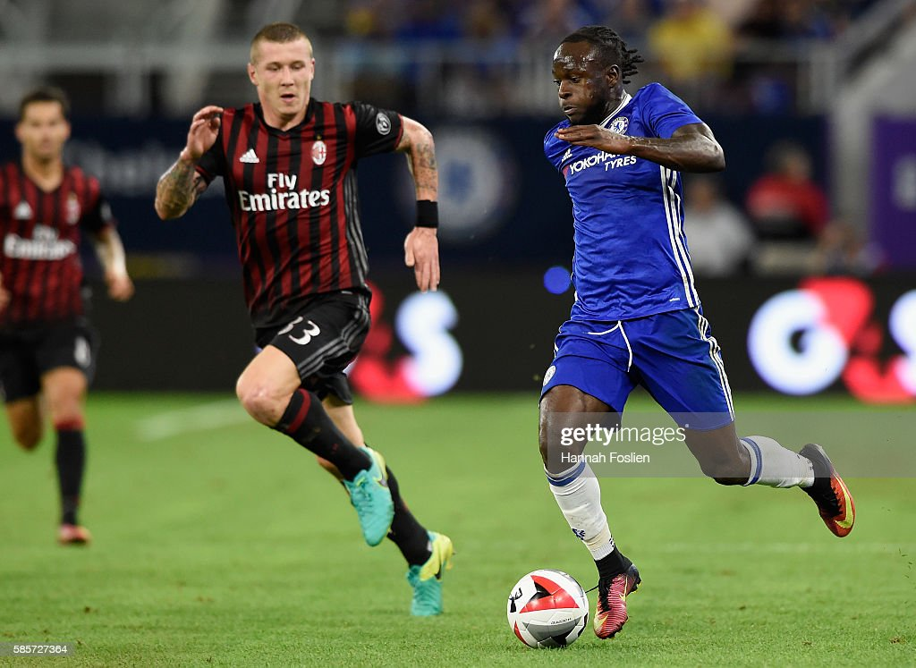 International Champions Cup 2016 - AC Milan v Chelsea : News Photo