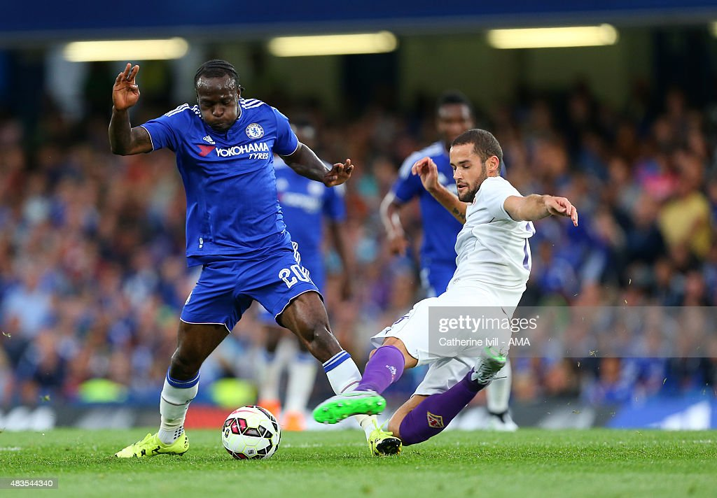 Chelsea v Fiorentina - Pre Season Friendly : News Photo