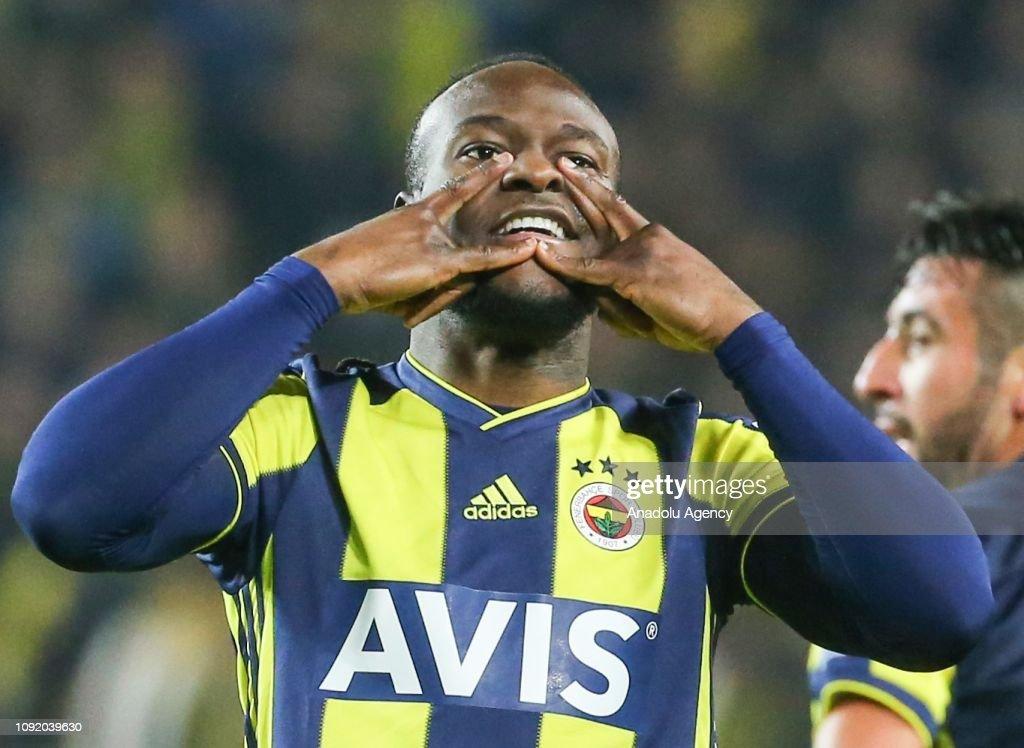 Fenerbahce vs Goztepe - Turkish Super Lig : News Photo