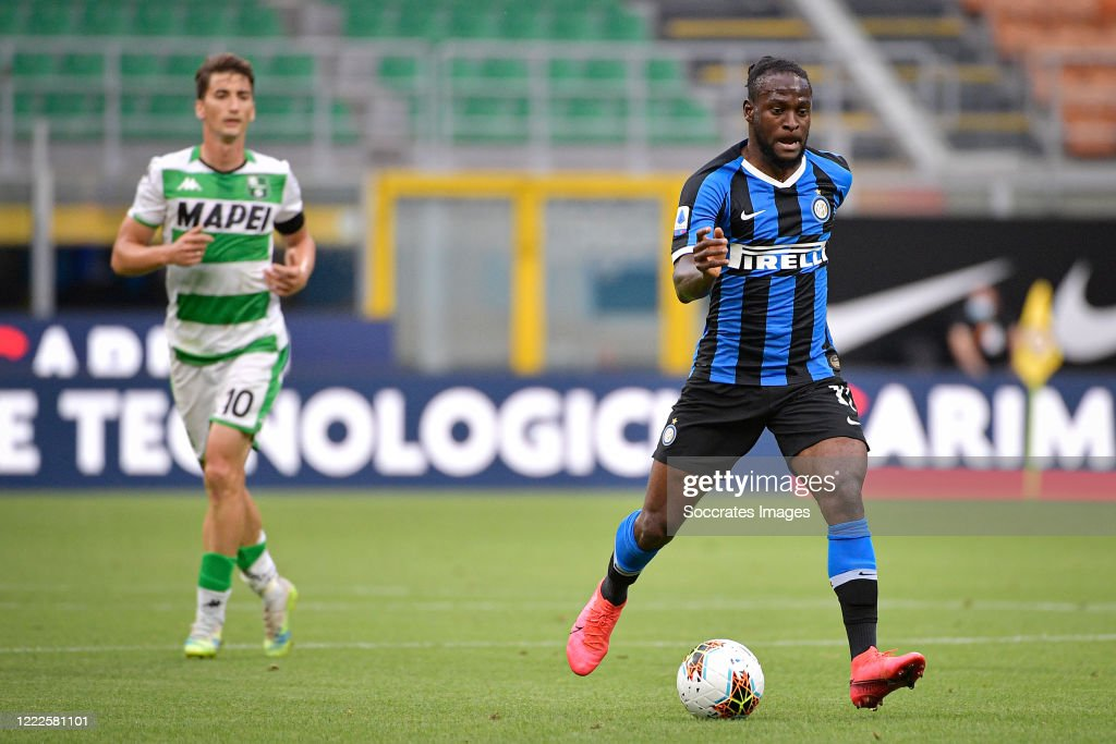 Internazionale v Sassuolo - Italian Serie A : News Photo