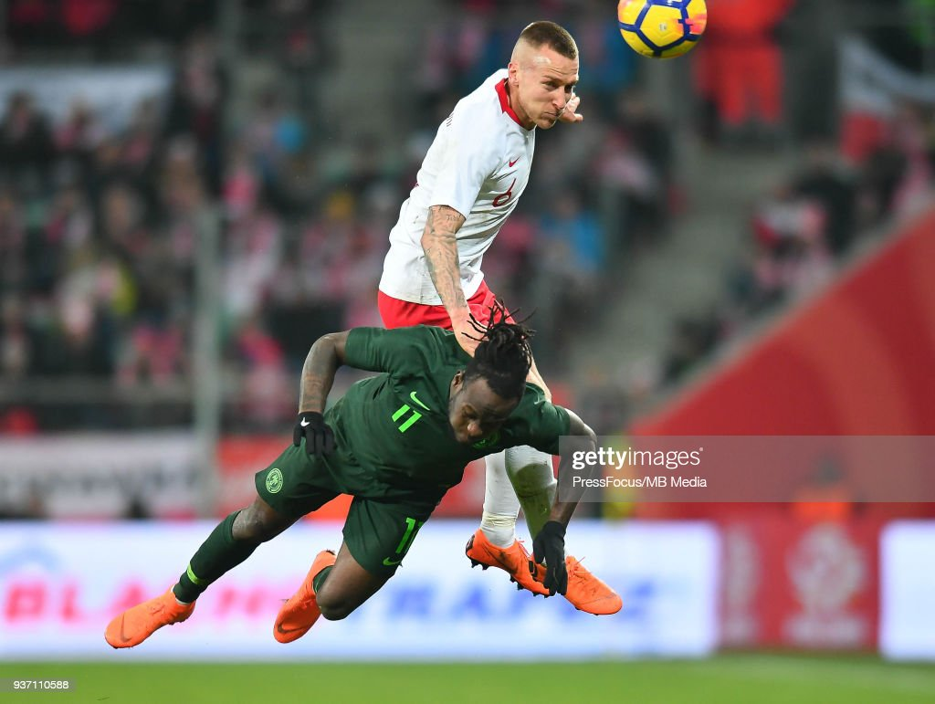 Poland v Nigeria - International Friendly