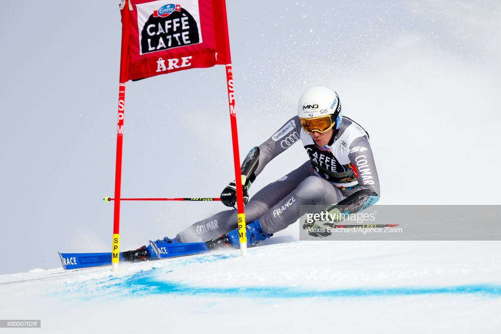 Audi FIS Alpine Ski World Cup Finals - Men's Giant Slalom