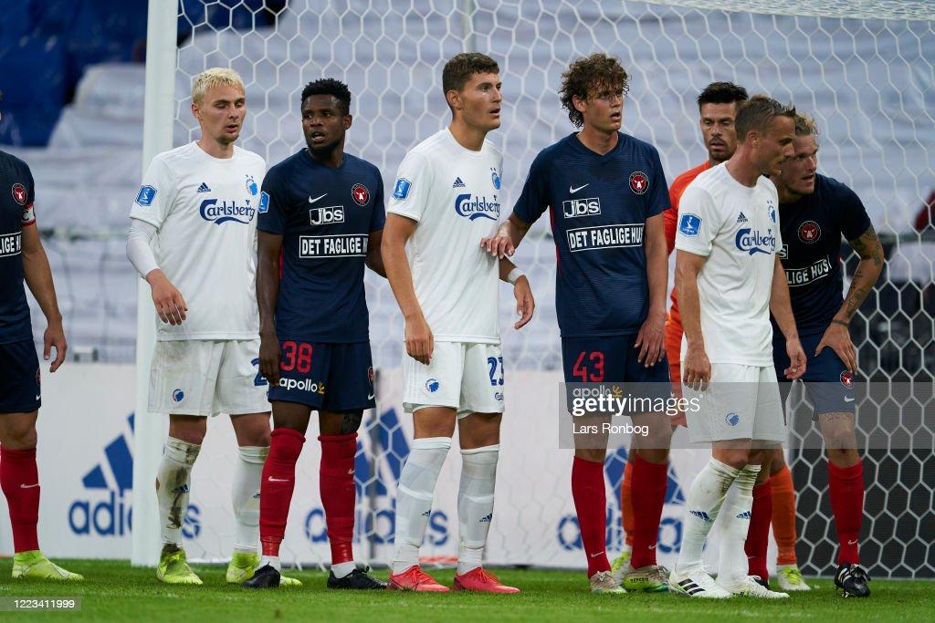FC Copenhagen vs FC Midtjylland - Danish 3F Superliga : News Photo