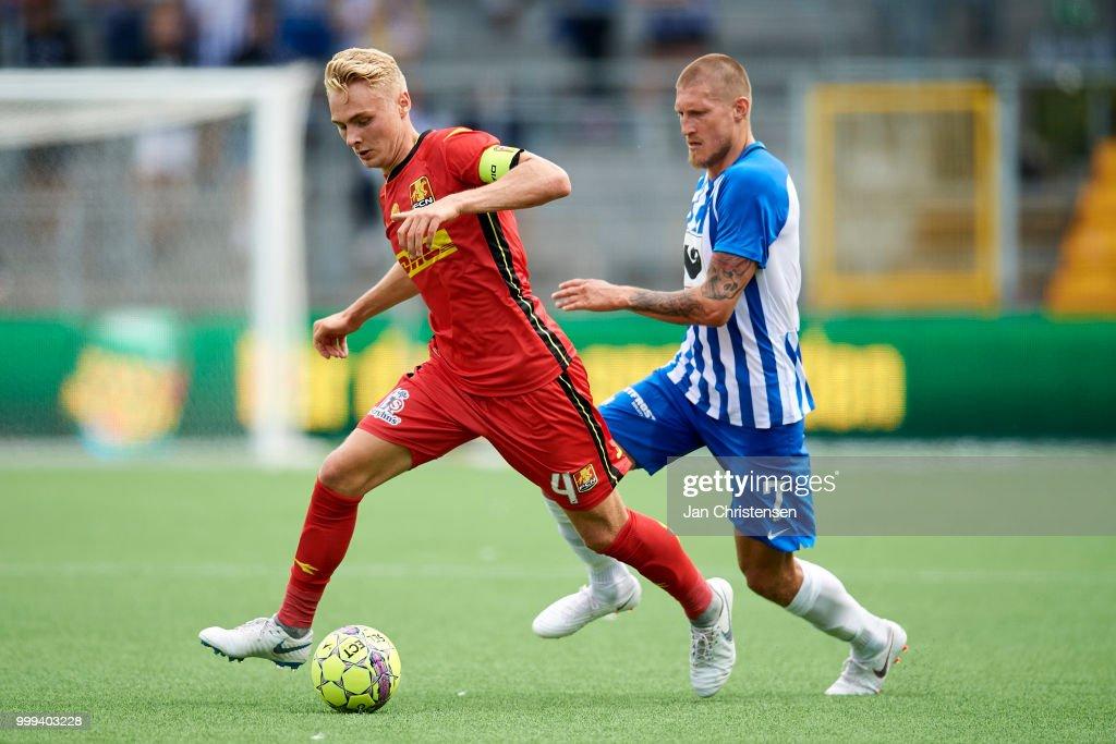 FC Nordsjalland vs Esbjerg fB - Danish Superliga