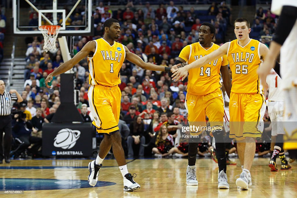 Valparaiso v Maryland : News Photo