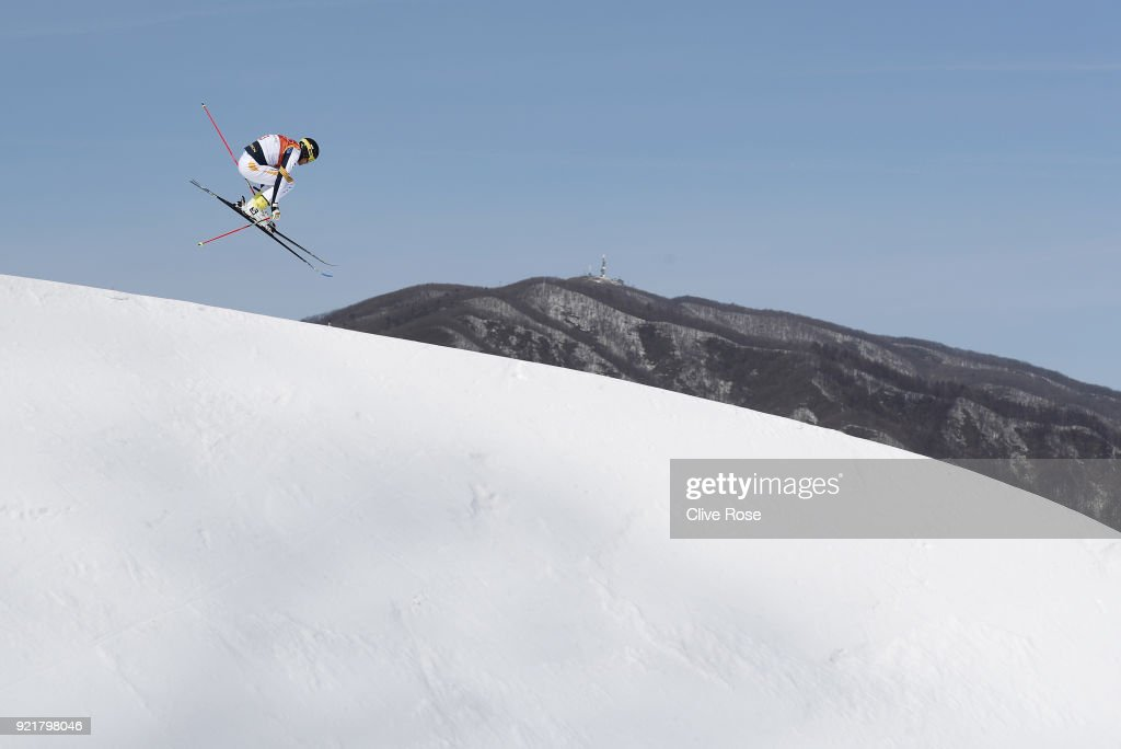 Freestyle Skiing - Winter Olympics Day 12