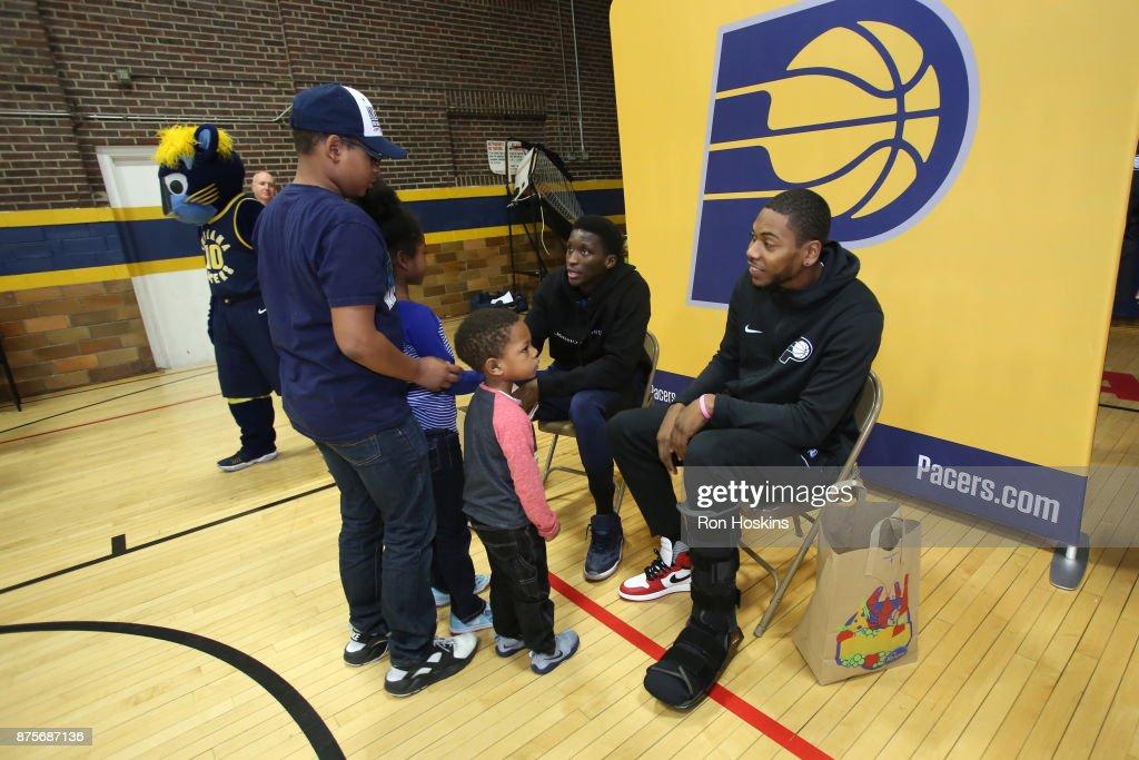 2017-18 NBA Community Events