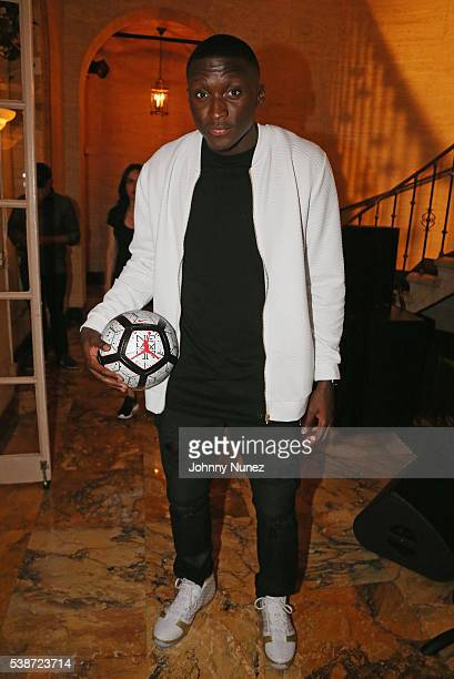Victor Oladipo attends An Intimate Evening With Michael Jordan And Neymar Jr on June 1 2016 in New York City
