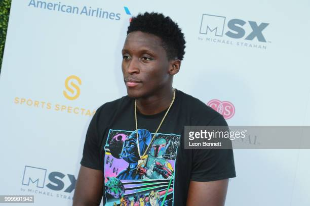Victor Oladipo attends the 33rd Annual CedarsSinai Sports Spectacular Gala on July 15 2018 in Los Angeles California