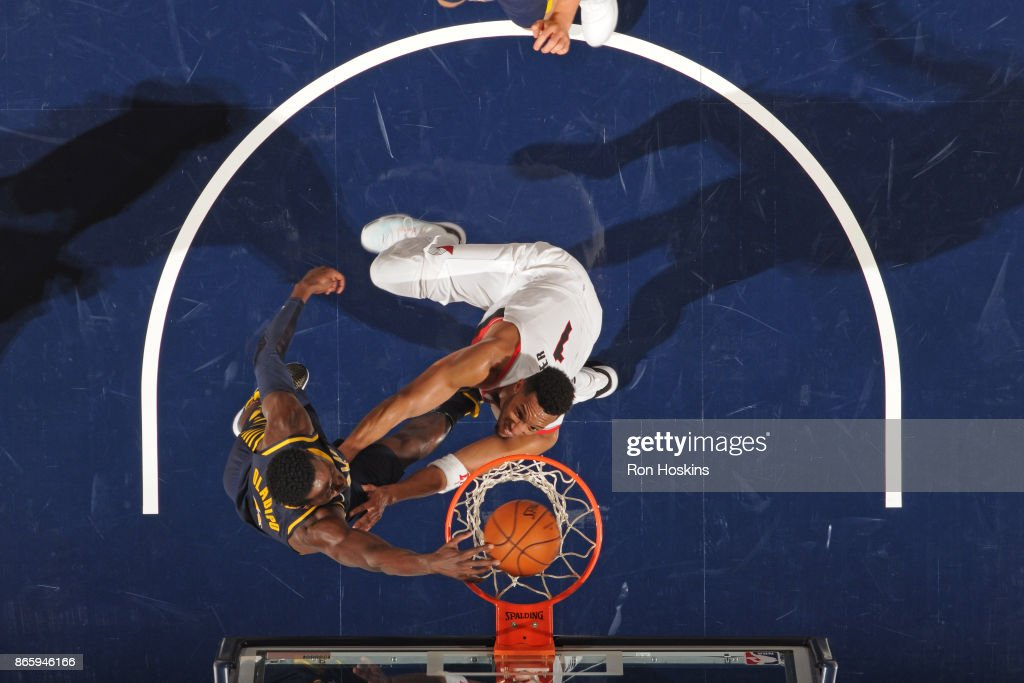 Atlanta Hawks v Indiana Pacers : News Photo