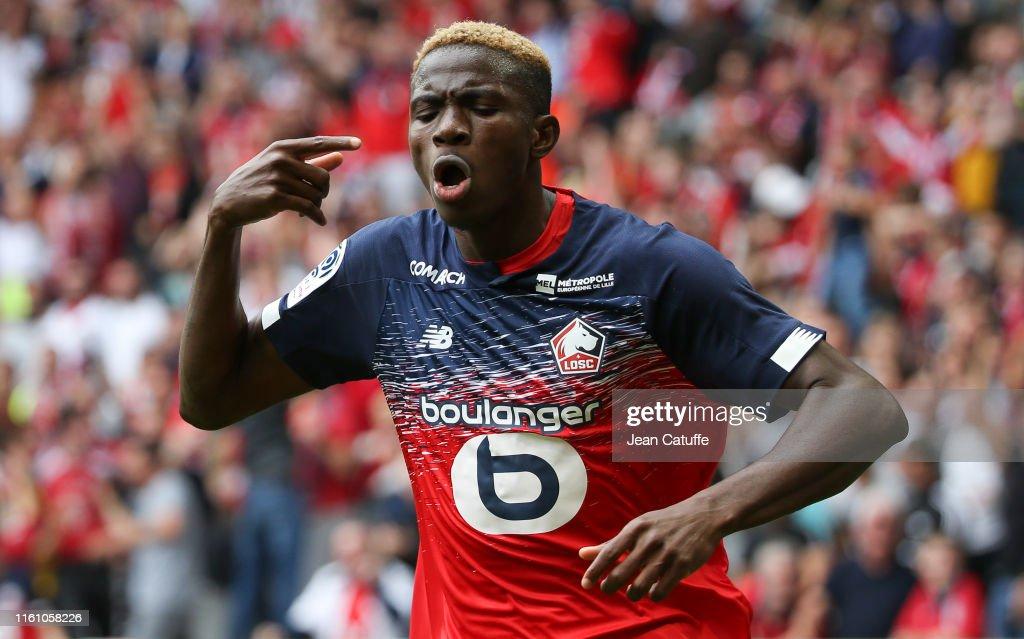 Lille OSC v FC Nantes - Ligue 1 : News Photo