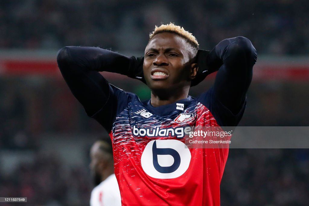 Lille OSC v Olympique Lyonnais - Ligue 1 : News Photo