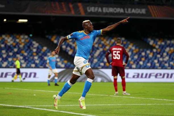 ITA: SSC Napoli v Legia Warszawa: Group C - UEFA Europa League