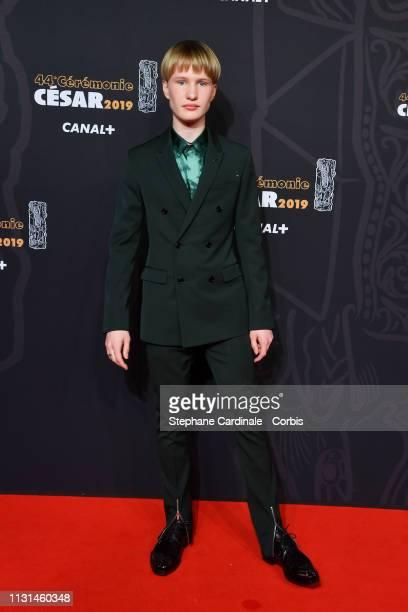 Victor Polster attends the Cesar Film Awards 2019 the Cesar Film Awards 2019 at Salle Pleyel on February 22 2019 in Paris France