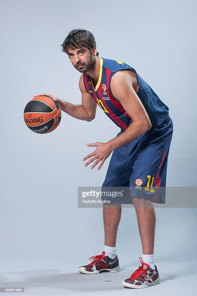FC Barcelona - 2013/14 Turkish Airlines Euroleague Basketball Media day